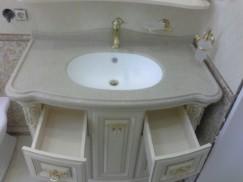 Столешница в ванную 9