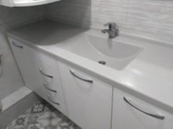 Столешница в ванную 6