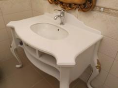 Столешница в ванную 7