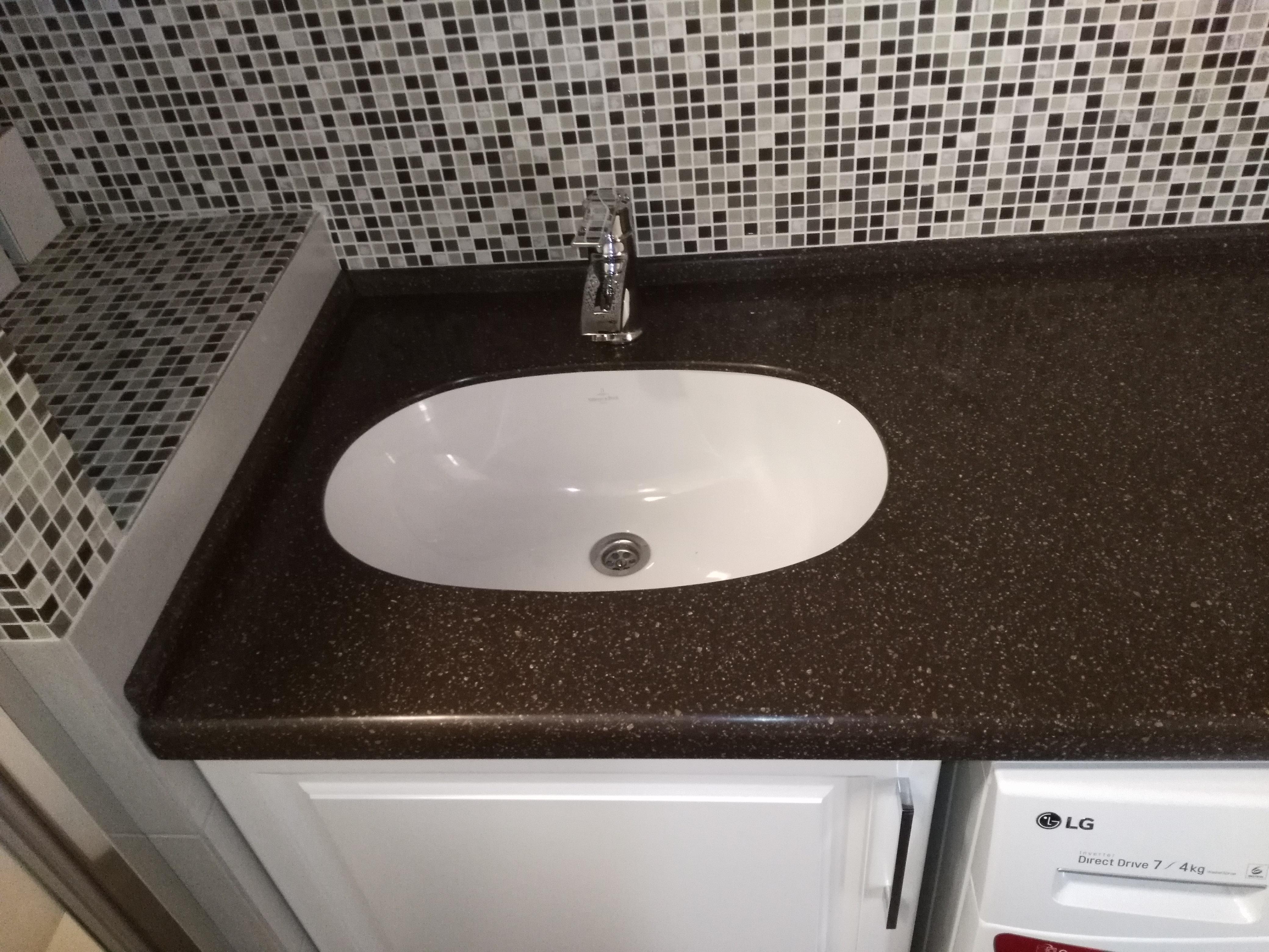 Столешница в ванную 8