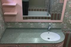 013 Ванн зелёная
